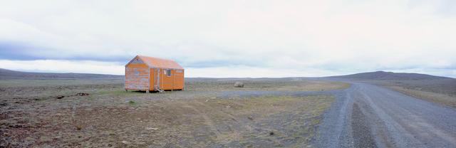 , 'Near Hveravellir, Iceland,' 2012, Robert Klein Gallery