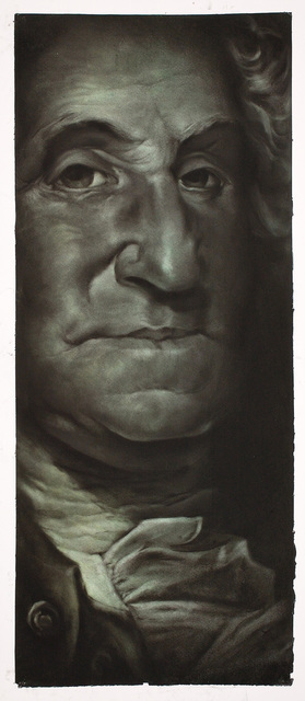 , 'The First George W,' 2008, Cristin Tierney