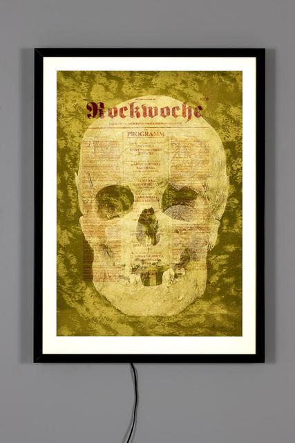 , 'Rockwoche,,' 2015, Grieder Contemporary