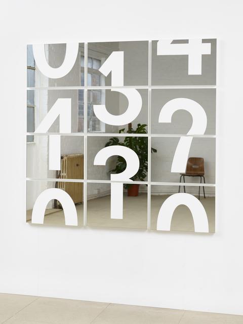 , 'In Reflection 004,' 2016, Galerie Xippas
