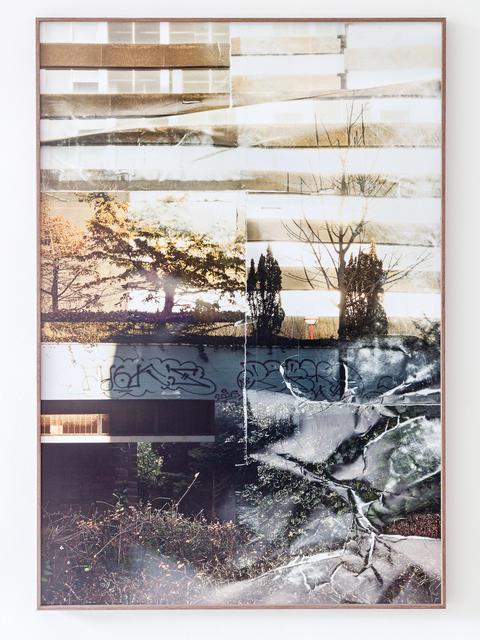 , 'Crumpels Series | An office building capturing sunlight,' 2016, DAS ESSZIMMER