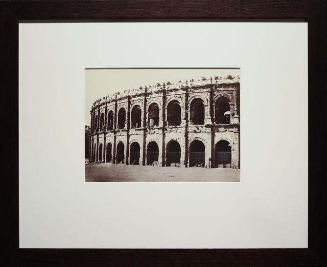 Édouard Baldus, 'Amphitheater, Nimes', 1859-1861, Seagrave Gallery