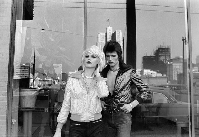 , 'Bowie, Cyrinda Foxe,' 1972, TASCHEN