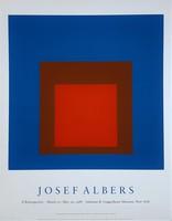 Josef Albers, Josef Albers: A Retrospective