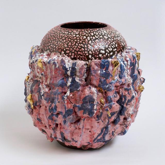 , 'Vase Cavilux – Rose / violet,' 2017, Galerie Vallois