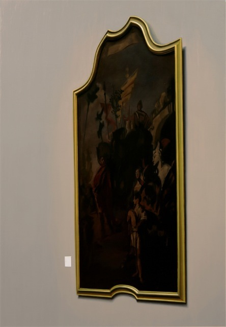 , 'Untitled (Tiepolo),' 2009, Mark Moore Fine Art