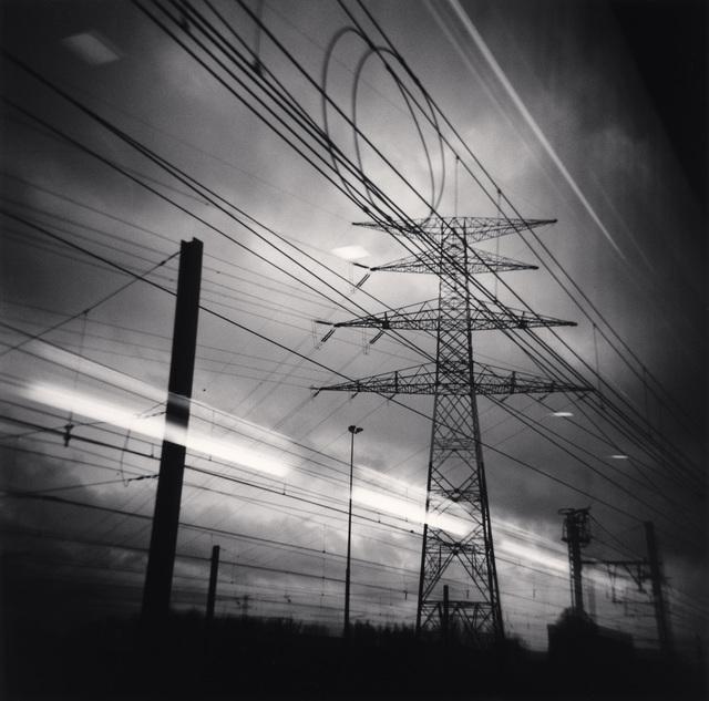 , 'Thalys View, Brussels, Belgium,' 2010, photo-eye Gallery