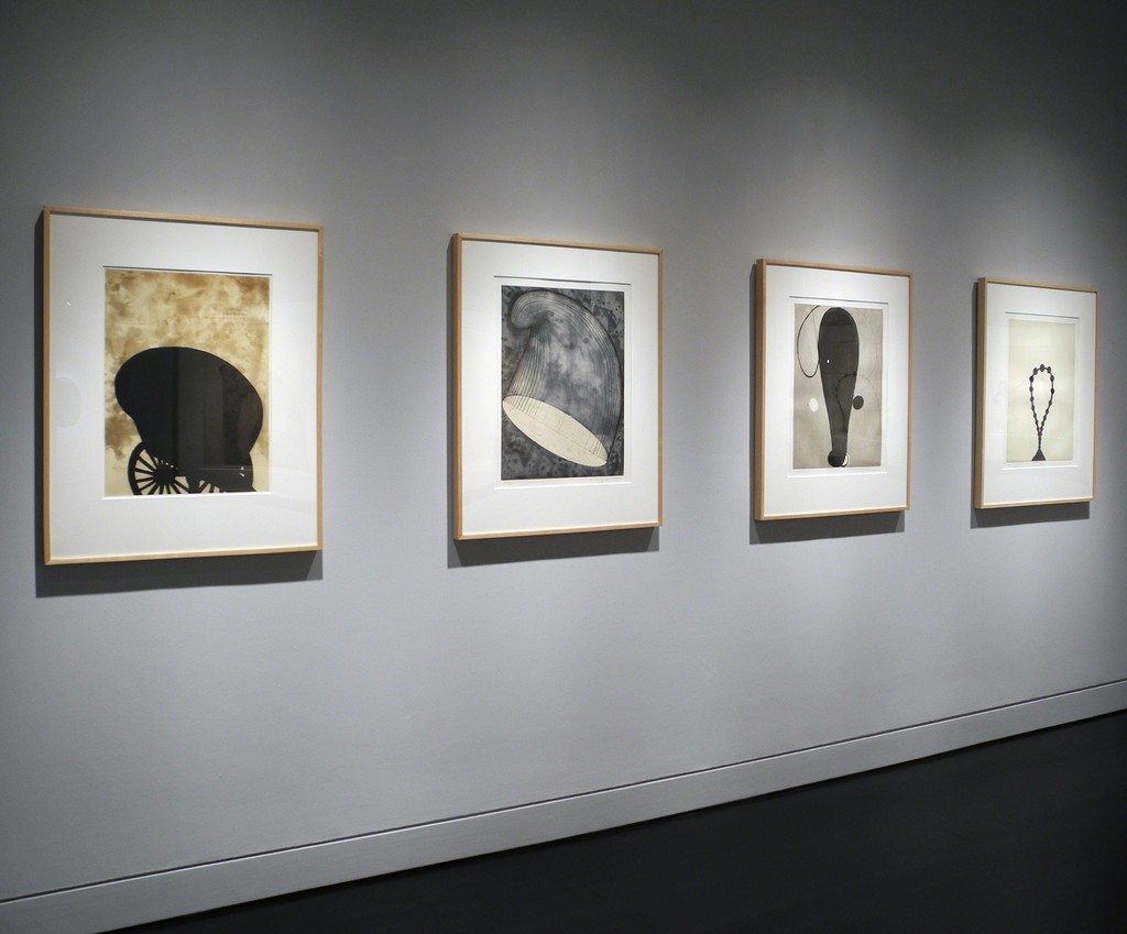 Martin Puryear: Recent Prints, January 18, 2014 - March 29, 2014, HEMPHILL Fine Arts