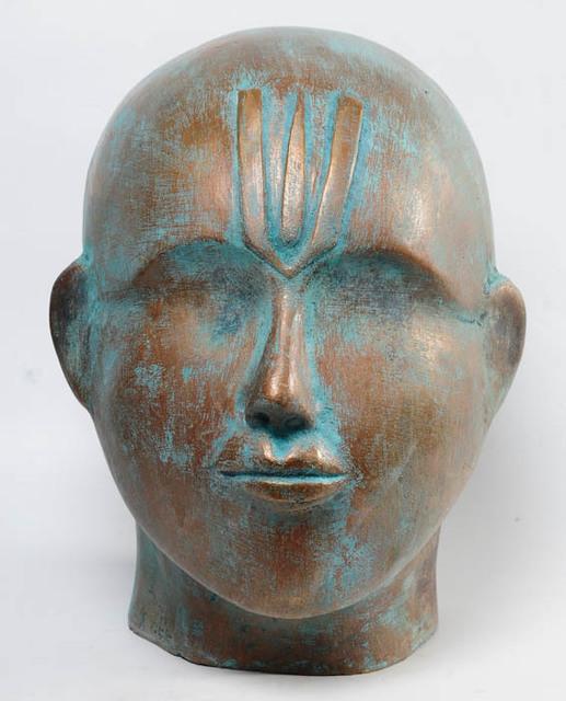 Thota Vaikuntam, 'Bronze Pandit', 2017, Art Pilgrim