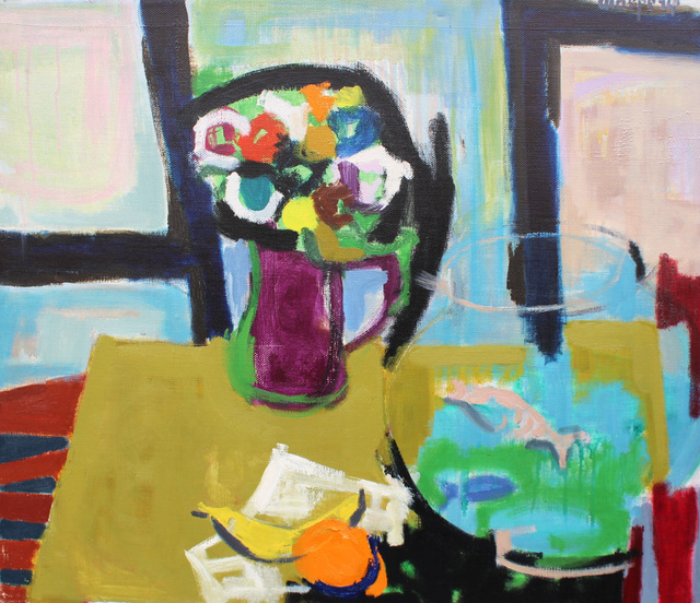, 'La Pecera,' 1968, Catharine Miller Gallery