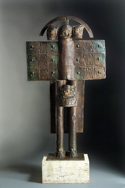 , 'Subiteur,' 1991, Fondazione Echaurren Salaris