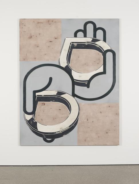 , 'Scharnier,' 2014, Galerie Greta Meert
