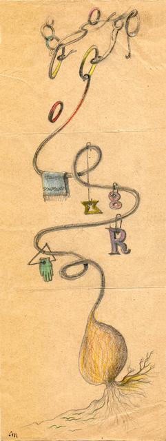 , 'Hedda Sterne, Theodore Brauner, Medi Wechsler Dinu, Cadavre exquis 240,' 1930-1932, Nasui Collection & Gallery