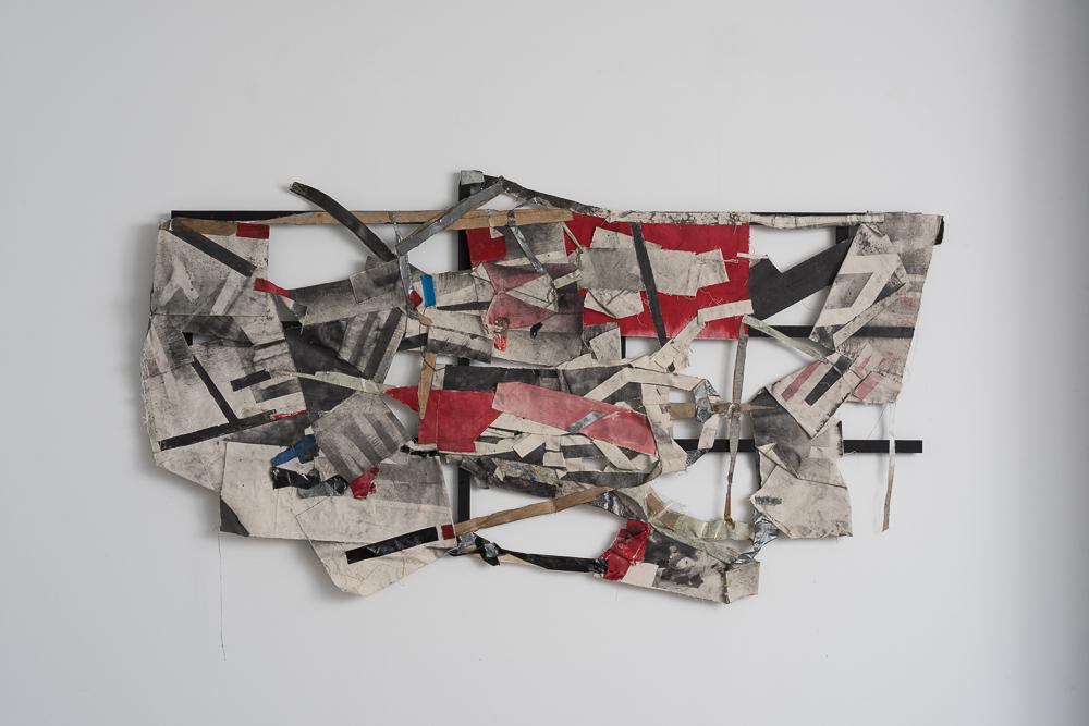 Cullen Washington, Jr., installation view