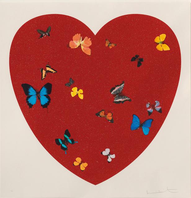 Damien Hirst, 'Big Love', 2010, Harper Deyong