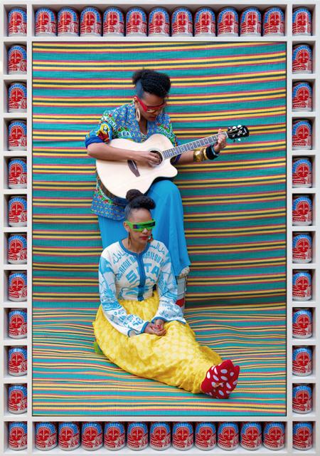 , 'Abimaro & Lakwena,' 2013, Vigo Gallery