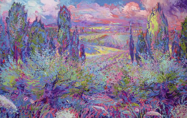 , 'Primavera Twilight,' 2018, Sorelle Gallery Fine Art