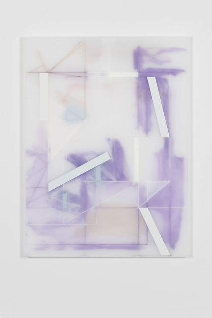 , 'OGVDS-GW (enlarged) PLEXI #1,' 2016, von Bartha