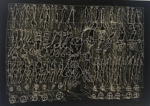 , 'El estómago de Brookes,' 2011, Nuun Espacio de Arte