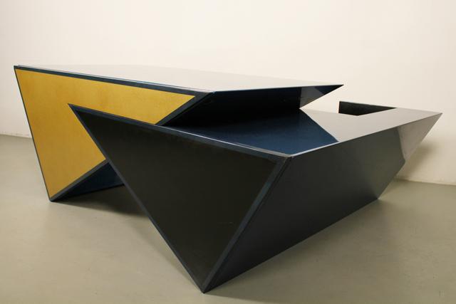 , 'Triangles desk,' 1980, NERO design gallery