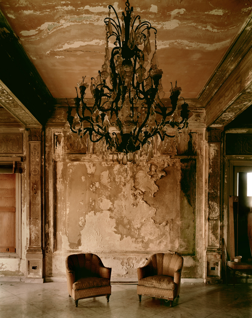 Michael Eastman, 'Isabella's Two Chairs', 2000, Richard Taittinger Gallery