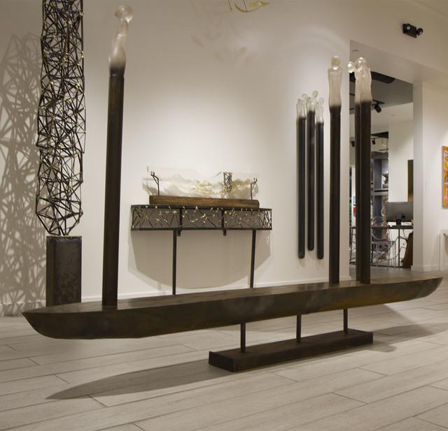 , 'Pirouqe,' 2018, CODA Gallery