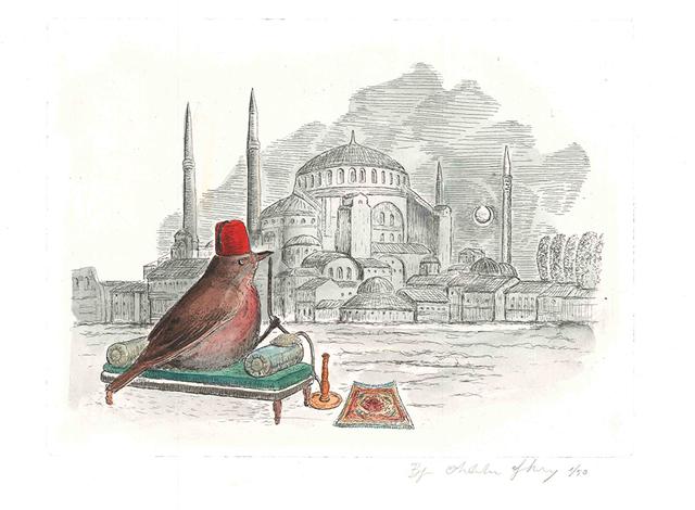 , 'Redwing, Turkey,' 2016, Cavalier Galleries