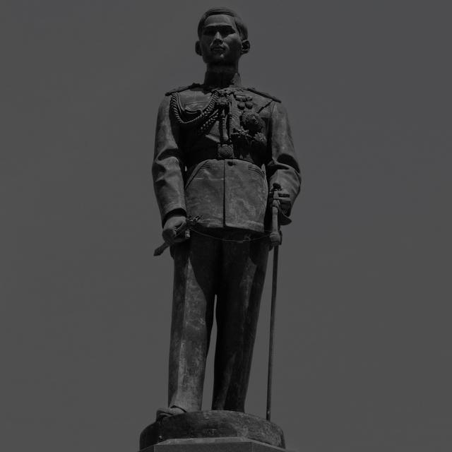, 'King Rama VIII #1,' 2014, Yavuz Gallery