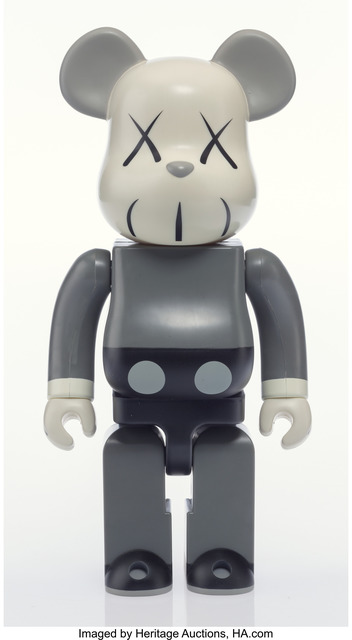 KAWS, 'Companion BE@RBRICK 400%', 2002, Heritage Auctions