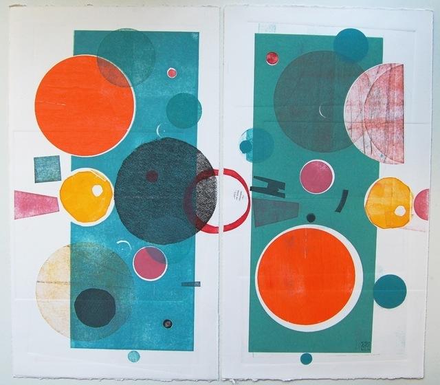 , 'CirConference,' 2011, Susan Eley Fine Art