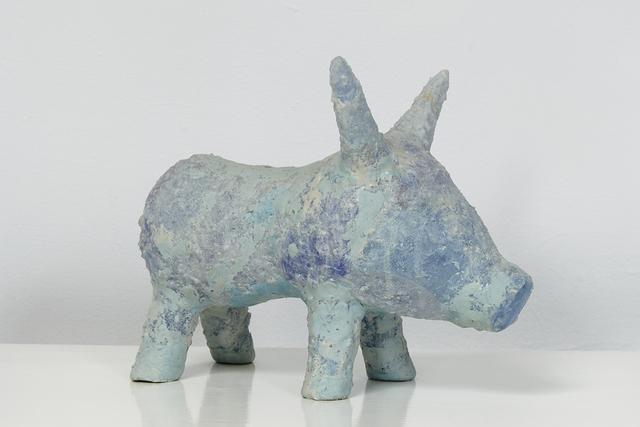 , 'Small Blue Animal,' 2014, John Molloy Gallery