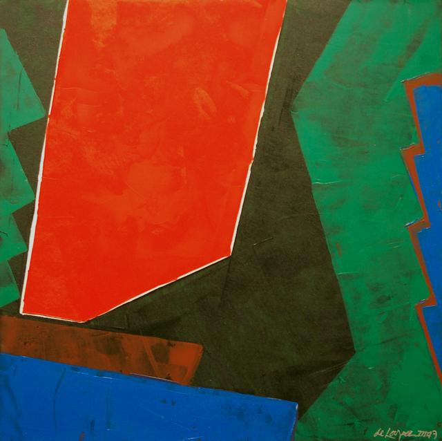 , 'Color Music #8,' 1997, Atrium Gallery