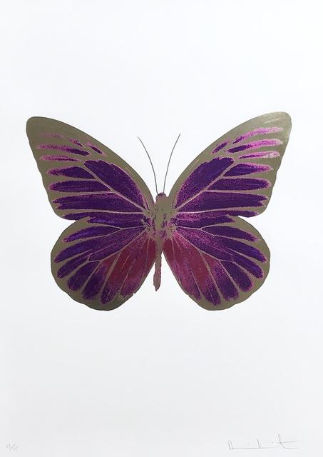 Damien Hirst, 'Souls I, Purple Fuchsia Cool Gold', 2010, Kunsthuis Amsterdam