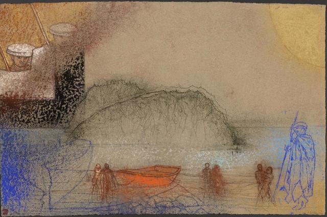 , 'Landing, 2014,' 2014, Ditesheim & Maffei Fine Art