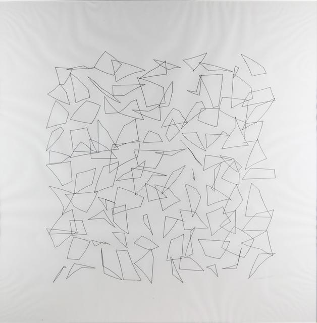 , 'Du cycle Errance entre ordre et chaos (réf. C),' 1975, ONIRIS - Florent Paumelle