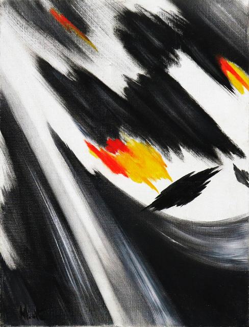 Jean Miotte, 'Untitled', ca. 1975, Kloser Contemporary Art