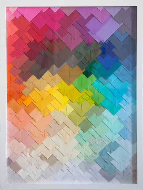 , 'TRIANGLES #12 - ORIGINAL WORK,' 2016, ArtStar