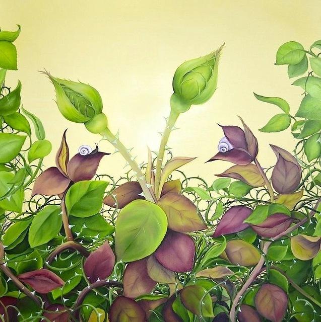 , 'April Roses,' 2013, Susan Eley Fine Art