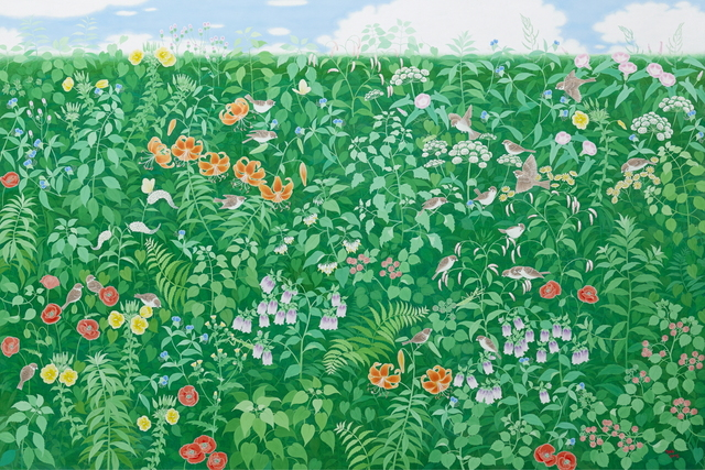 , 'Green Feeling,' 2016, Galerie GAIA