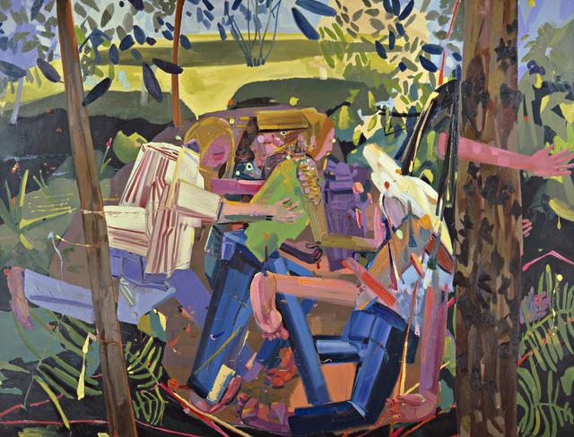 , 'Run,' 2003, Collezione Maramotti