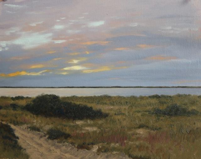 Sergio Roffo, 'Wauwinet Sunset', 2019, The Guild of Boston Artists