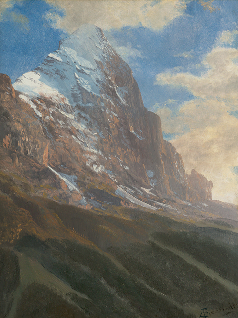 , 'A Snow-Covered Peak,' , Questroyal Fine Art