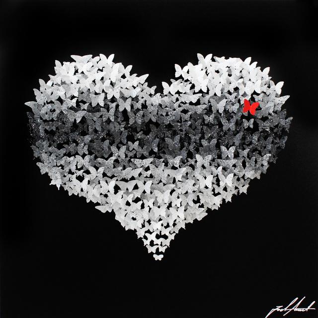Joel Amit, 'Flying Love', GFA1049, Gefen Fine Art