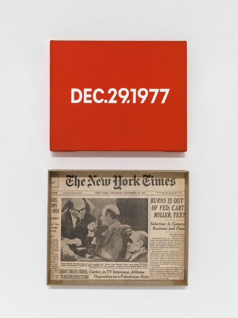 ", 'DEC. 29, 1977 ""Thursday"",' 1966-2013, Guggenheim Museum"