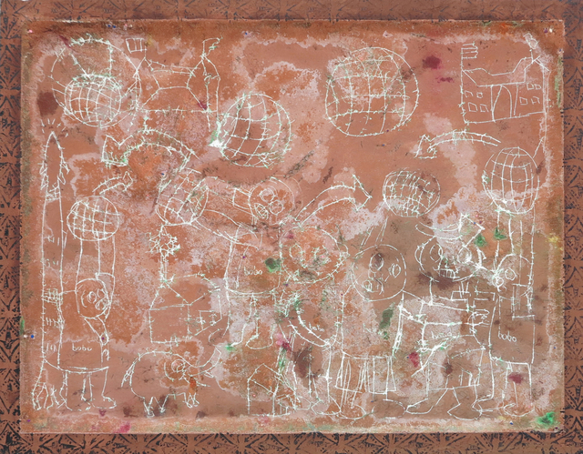 , 'Boboland 2,' 2013, Richard Taittinger Gallery
