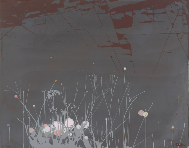, 'Material Bloom,' 2018, Eleanor Harwood Gallery