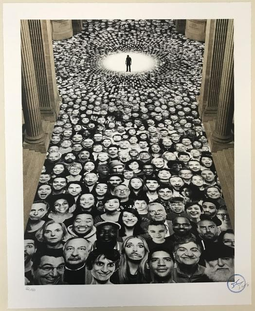 JR, 'Pantheon (Inside Out Serie)', 2014, Dope! Gallery