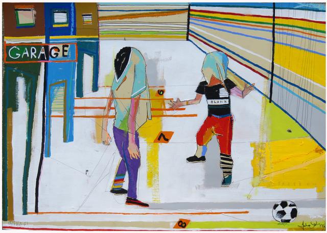 Fabio Coruzzi, 'Catfight!', 2017, Artspace Warehouse