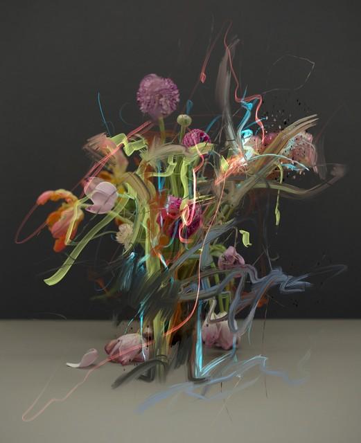 , 'Still Life (Flowers 1) ,' 2020, Purdy Hicks Gallery