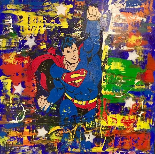 , 'Super Man,' 2017, Samhart Gallery